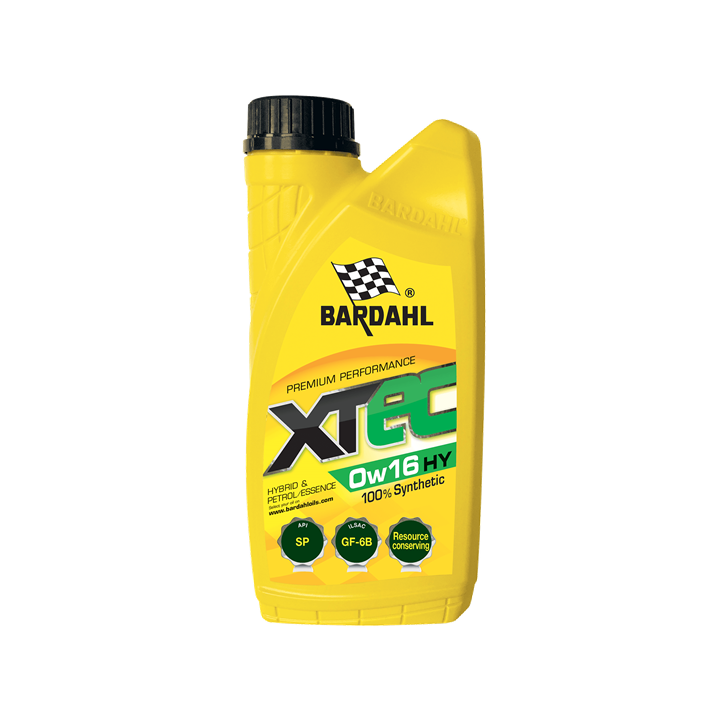 Bardahl XTEC 0W16 HY 1L Engine oil