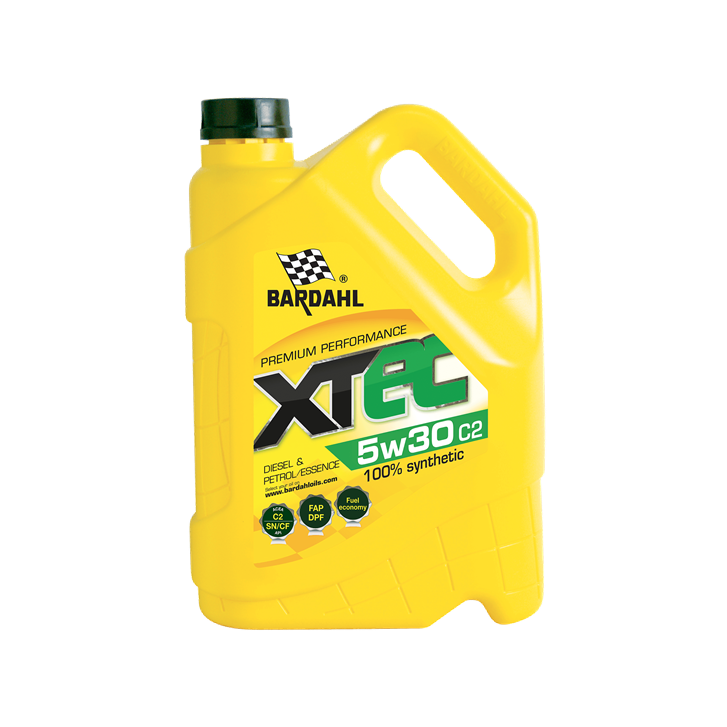 Bardahl XTEC 5W30 C2 5L Engine Oil