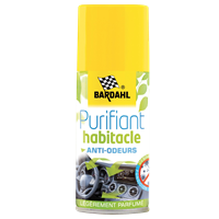 Purifiant habitacle