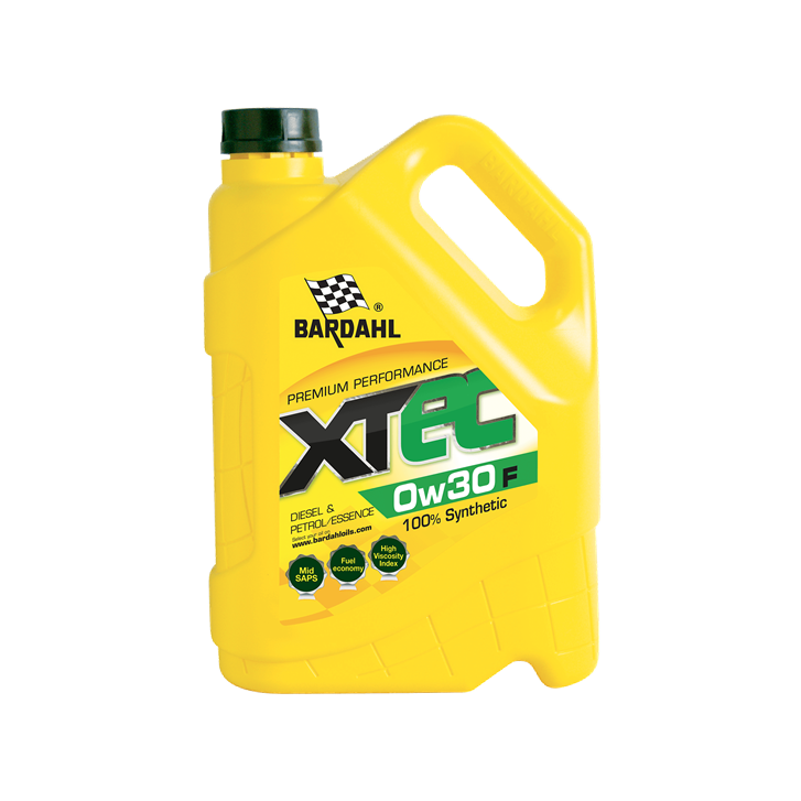 Bardahl XTEC 0W30 F 5L Engine Oil