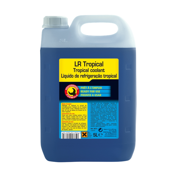 Tropical Coolant -5°C
