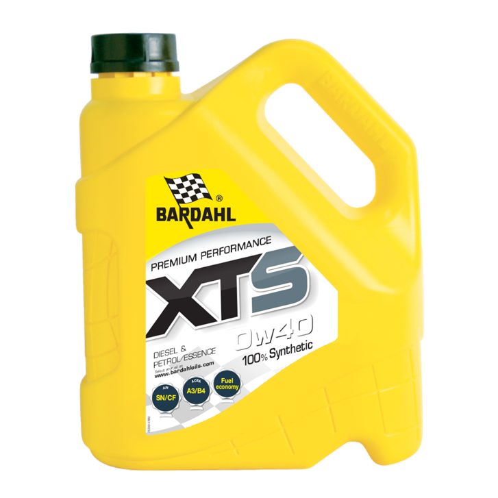 Bardahl XTS 0W40 4L Engine Oil