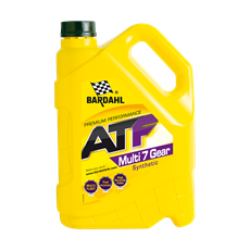 Bardahl ATF 7 Gear 5L Fluid