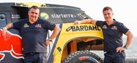 Bardahl, partner of Sebastien Loeb for the 2019 Dakar Rally!