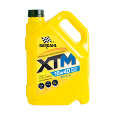 Bardahl XTM 15W40 5L Engine Oil
